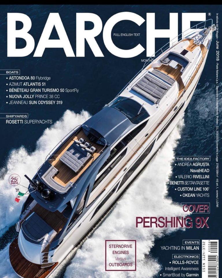 Pershing 9x, Yachtmax