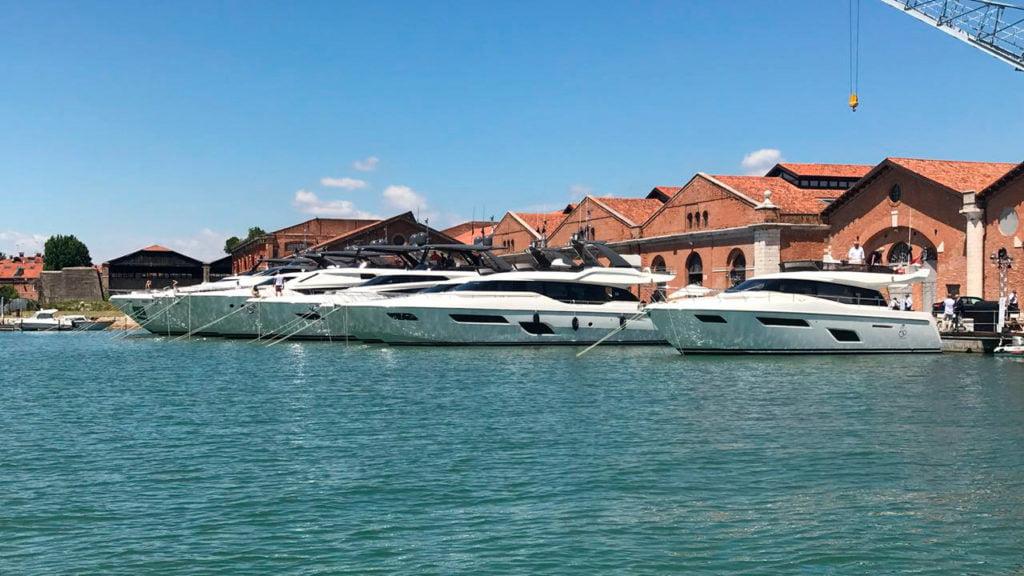 Evento 50 anos Ferretti, Yachtmax