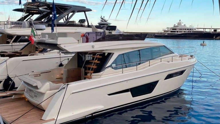 Ferretti Group Private Preview, Yachtmax