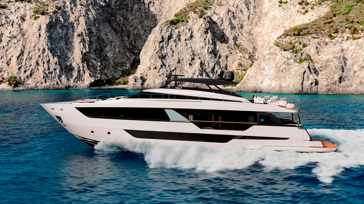 Ferretti Yachts 1000 Project - Exteriores (2)