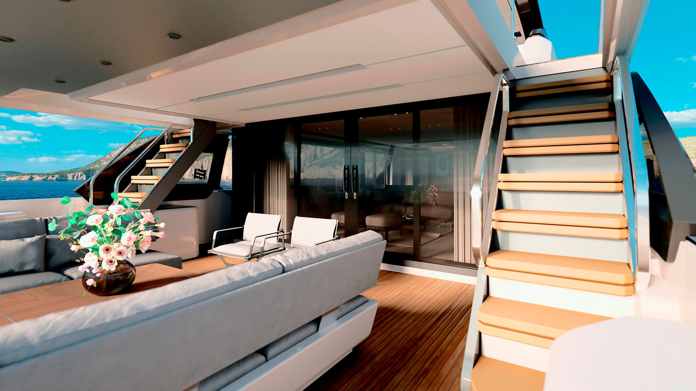 Ferretti Yachts 1000 Project - Exteriores (4)