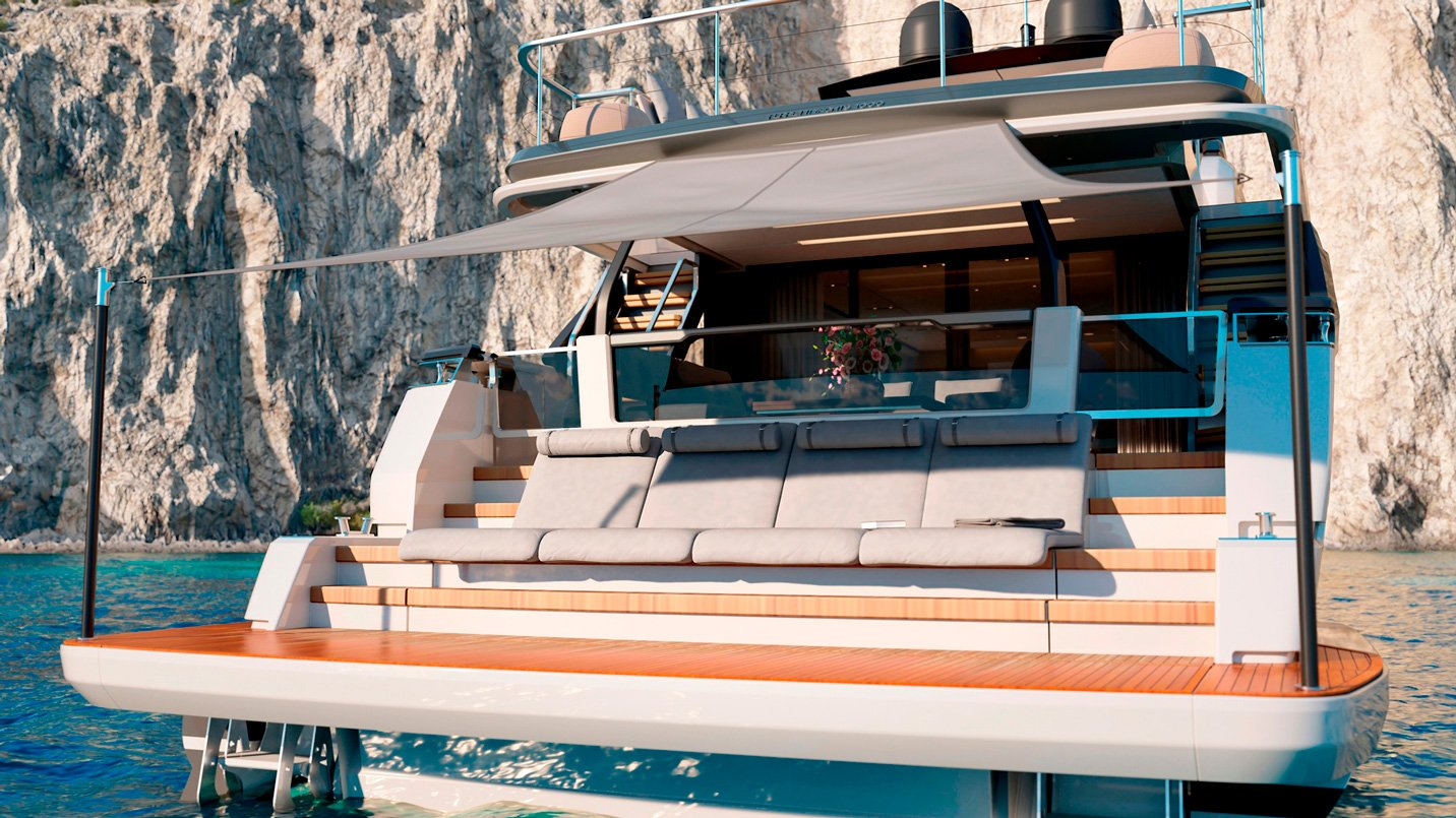 Ferretti Yachts 1000 Project - Exteriores (8)