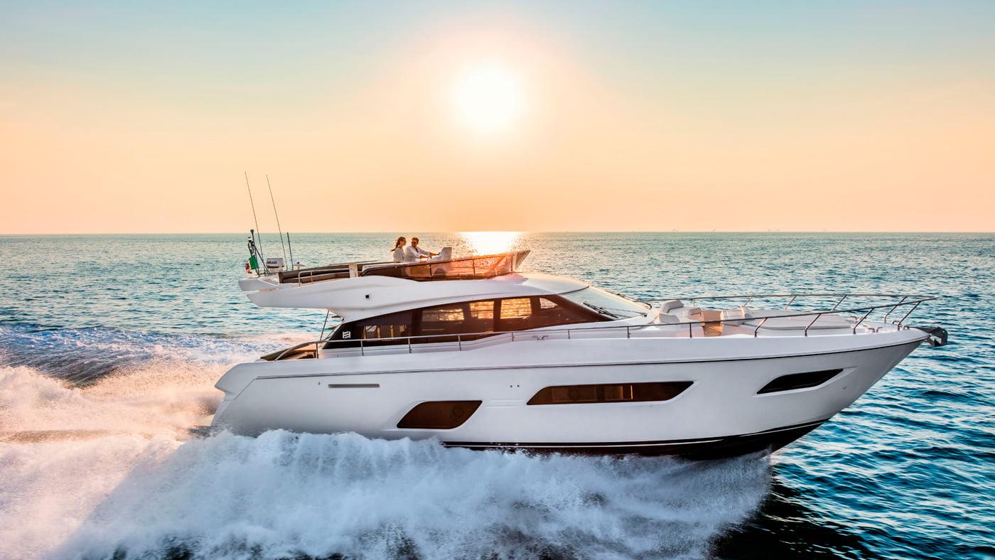 Ferretti Yachts 550 - exteriores (1)