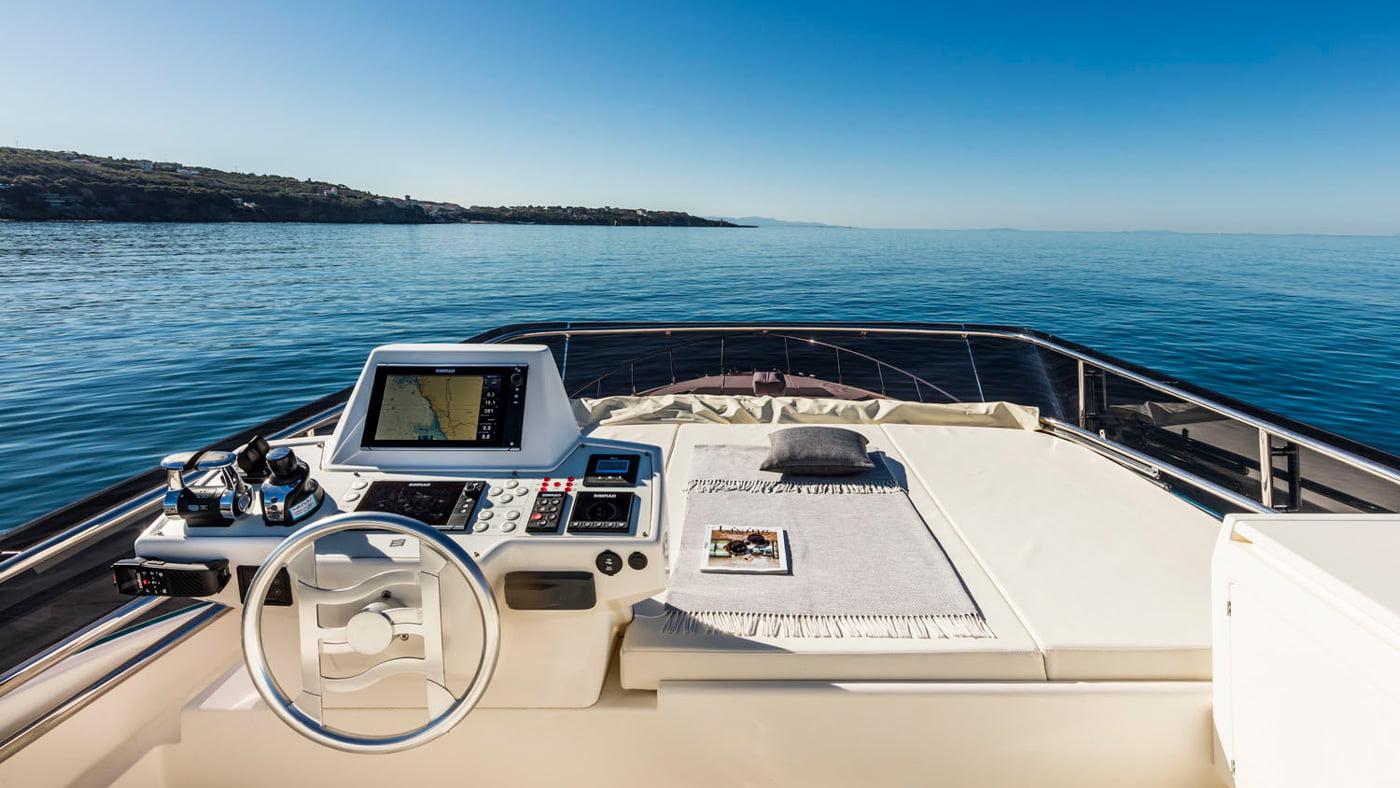 Ferretti Yachts 550 - exteriores (8)