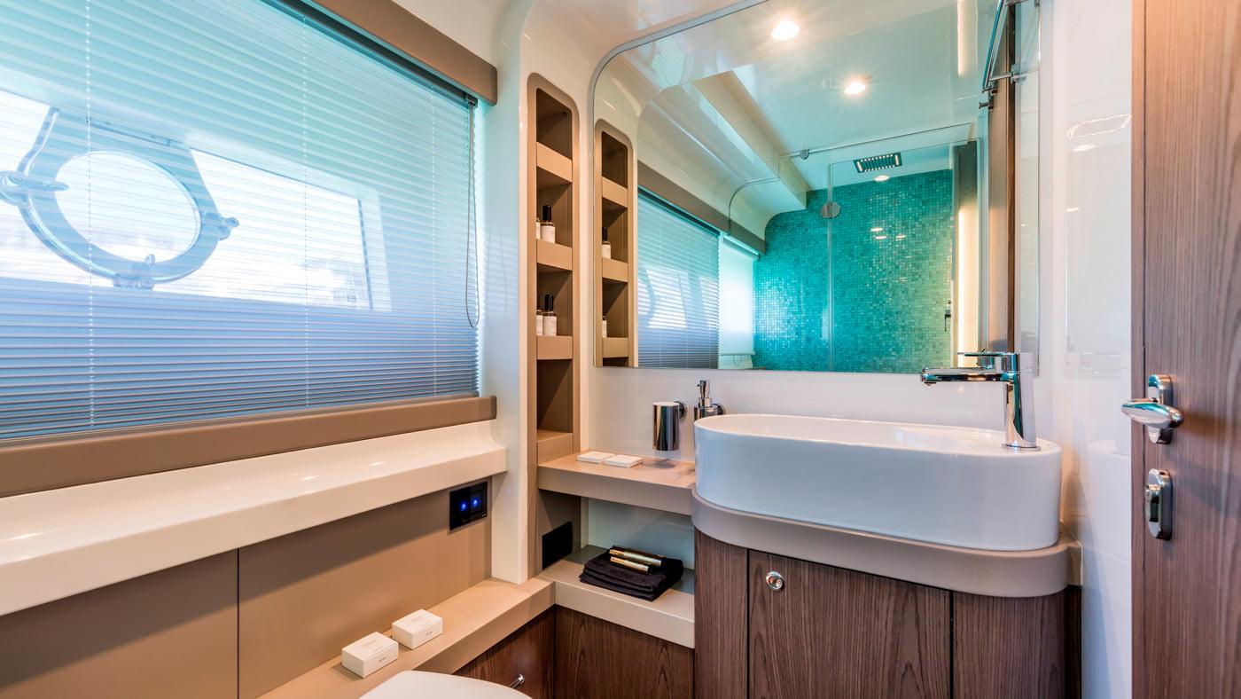 Ferretti Yachts 550 - interiores (11)