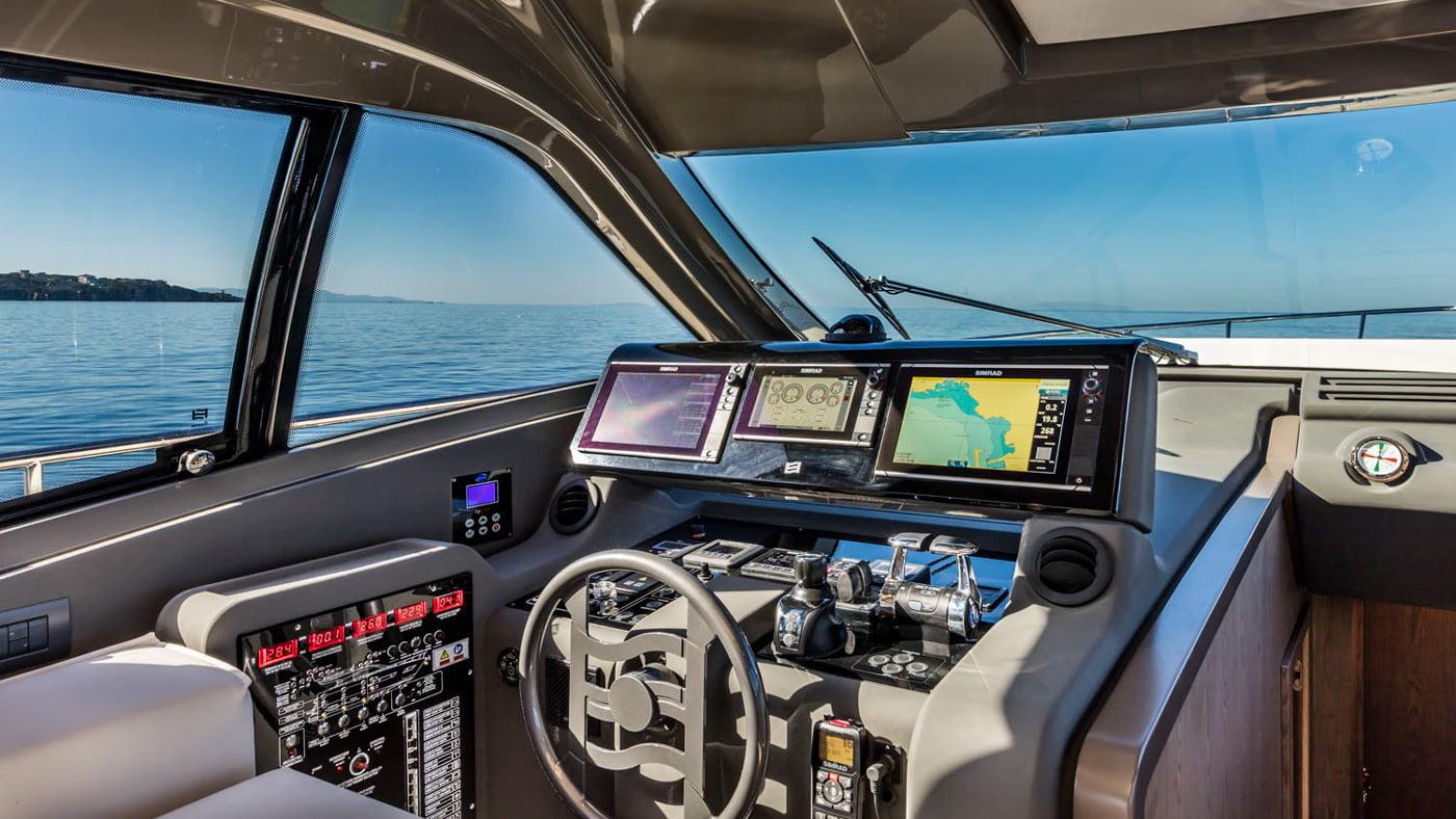 Ferretti Yachts 550 - interiores (5)