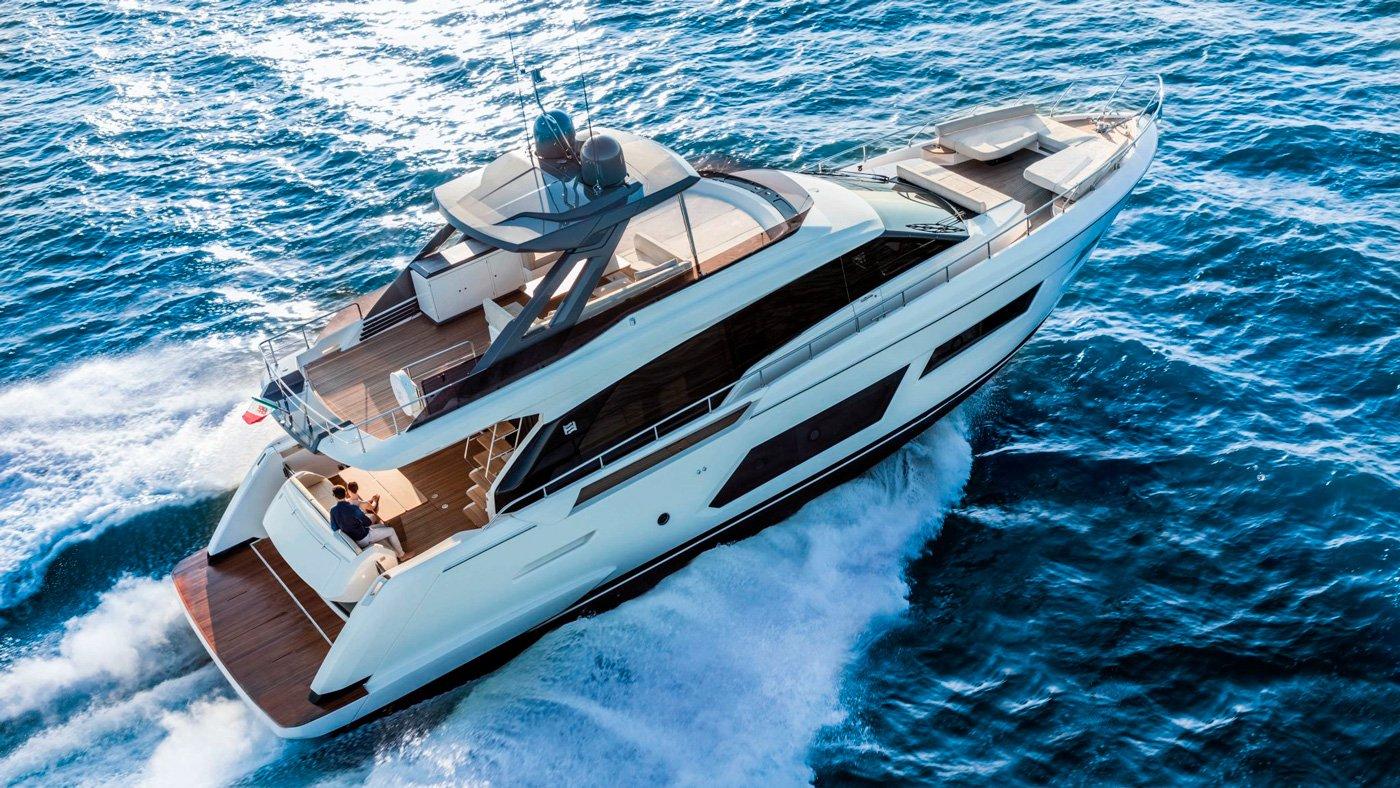 Ferretti Yachts 670 - exteriores (4)