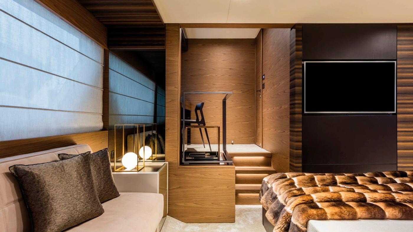 Ferretti Yachts 670 - interiores (5)