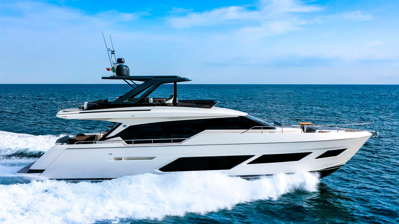 Ferretti Yachts 720 - exteriores (1)