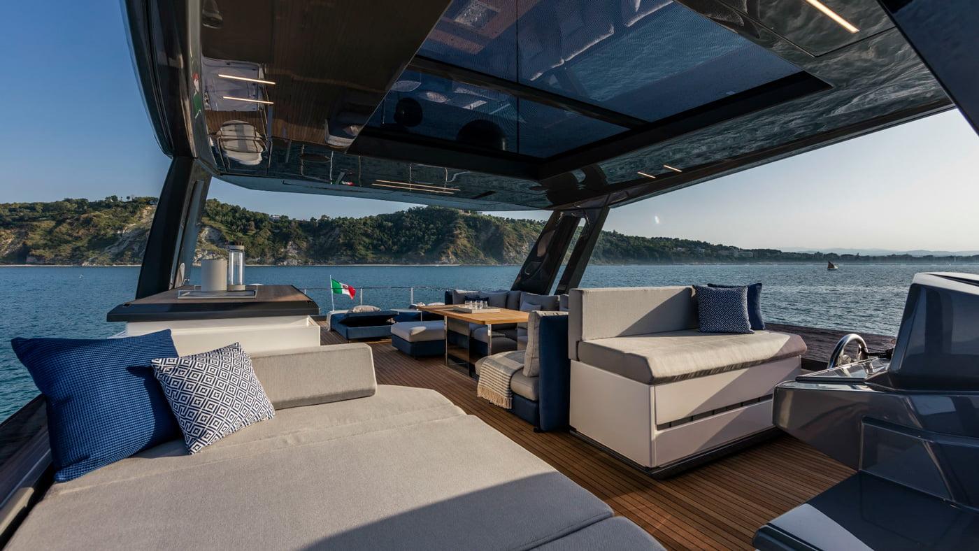 Ferretti Yachts 780 - exteriores (18)