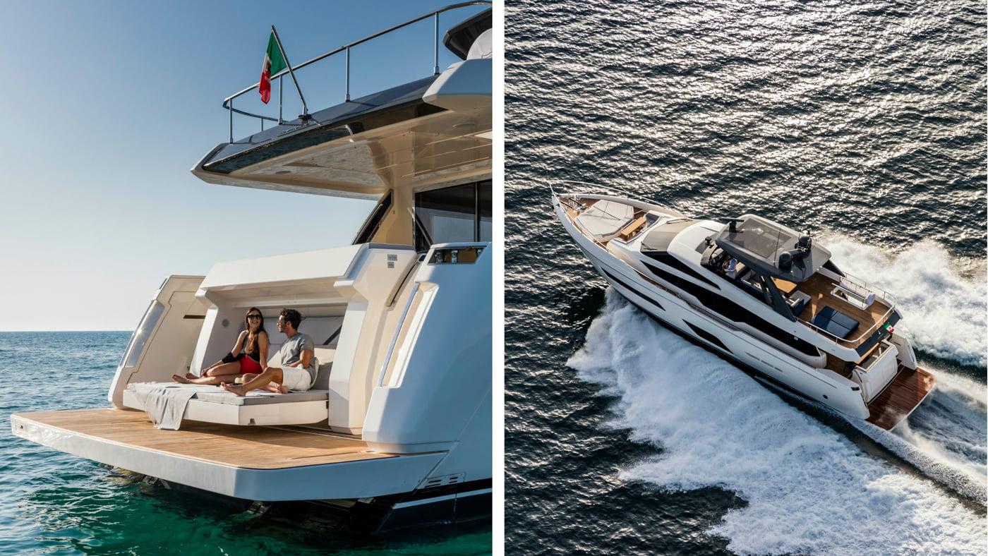 Ferretti Yachts 780 - exteriores (19)