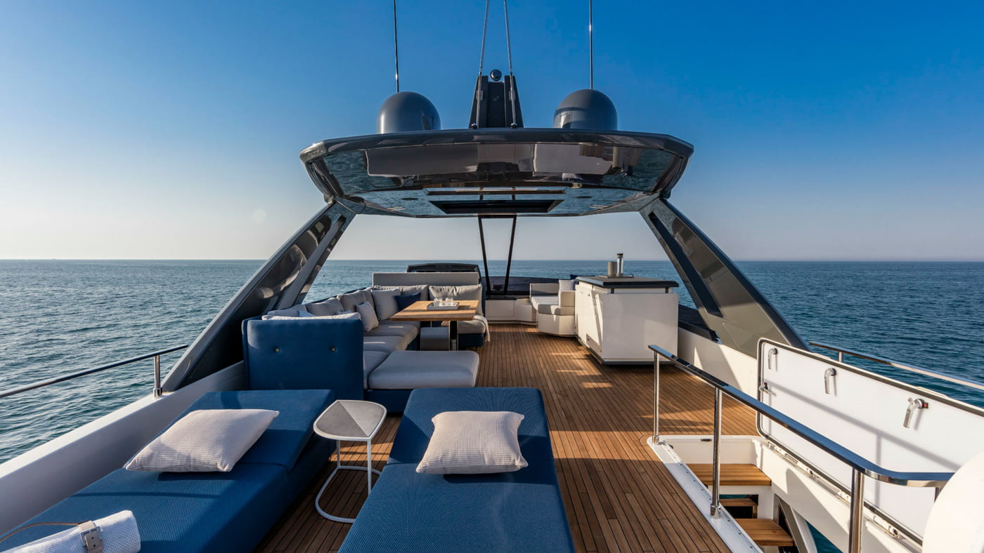 Ferretti Yachts 780 - exteriores (6)