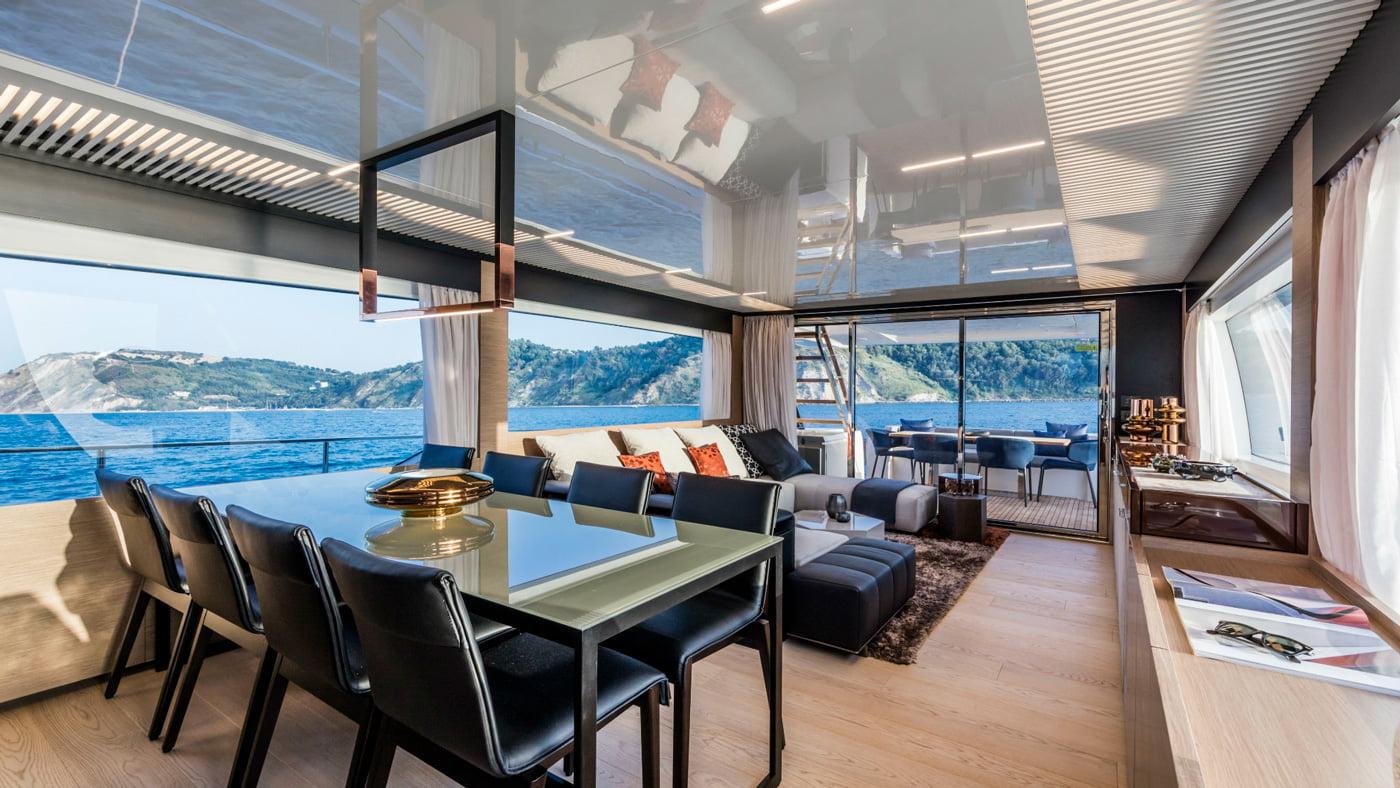 Ferretti Yachts 780 - interiores (2)
