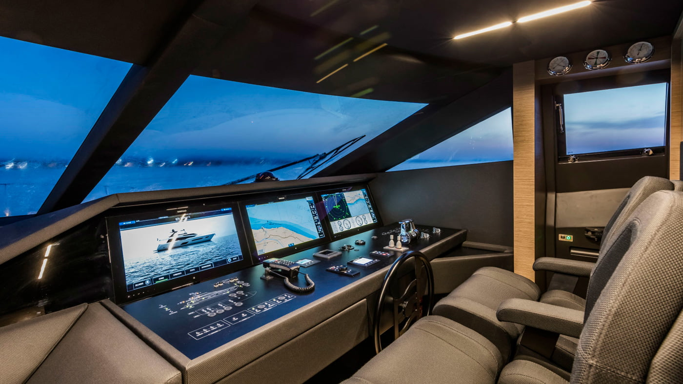 Ferretti Yachts 780 - interiores (5)