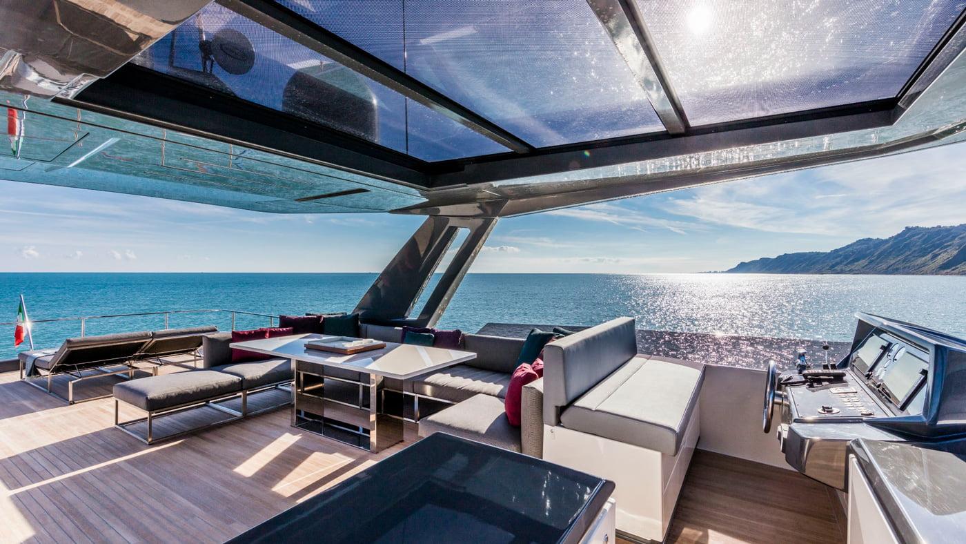 Ferretti Yachts 850 - externas(8)