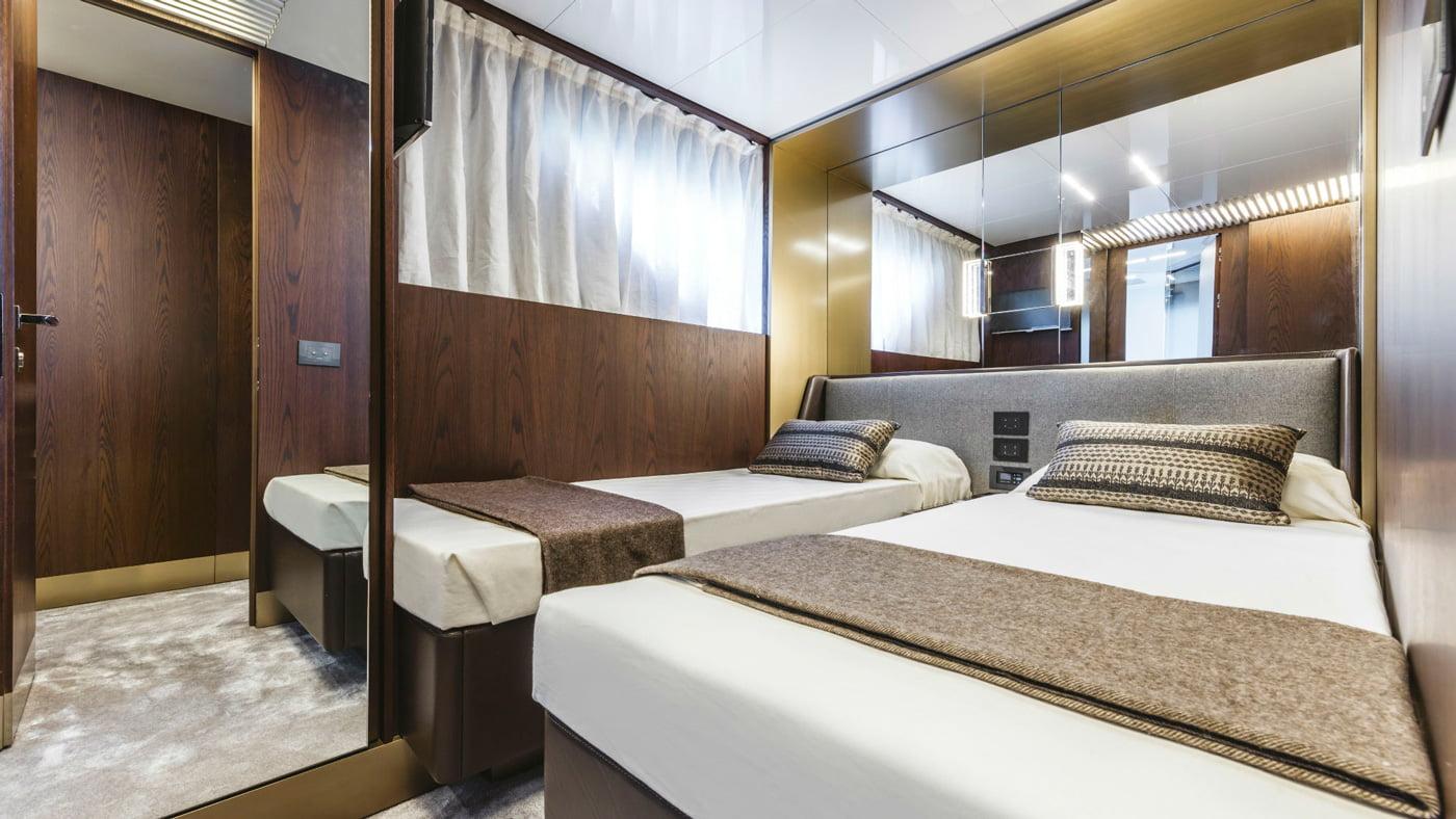 Ferretti Yachts 850 - internas(24)