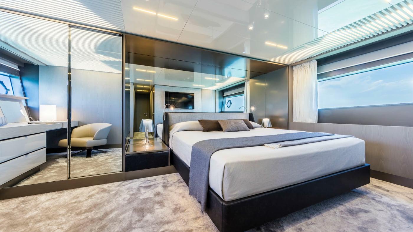 Ferretti Yachts 850 - internas(27)