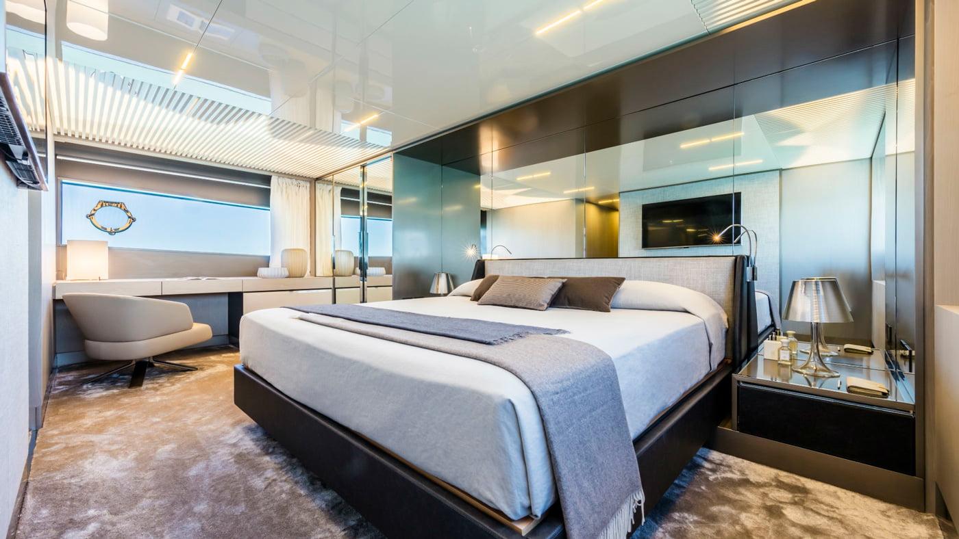 Ferretti Yachts 850 - internas(28)