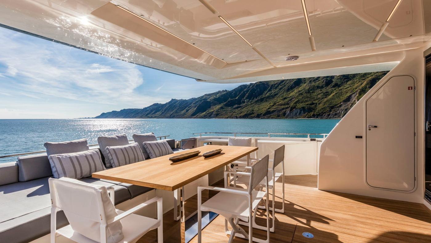 Ferretti Yachts 850 - internas(29)