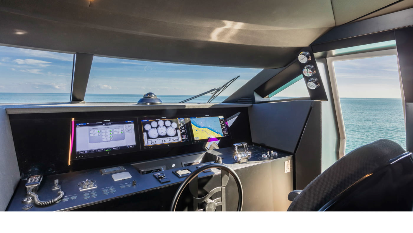 Ferretti Yachts 850 - internas(30)