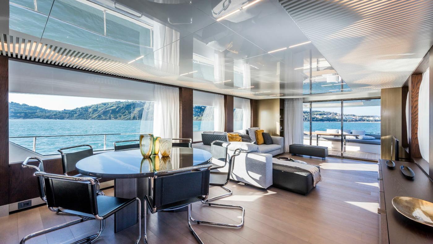 Ferretti Yachts 850 - internas(32)