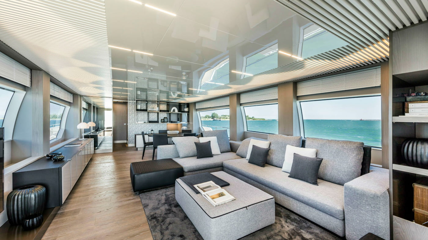 Ferretti Yachts 850 - internas(33)