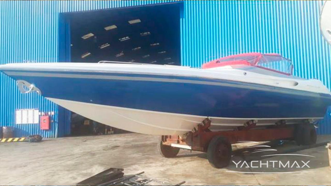 Intermarine 46 offshore - 2000 - 200 (2)