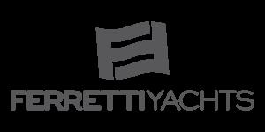 Logo Ferretti Yachts
