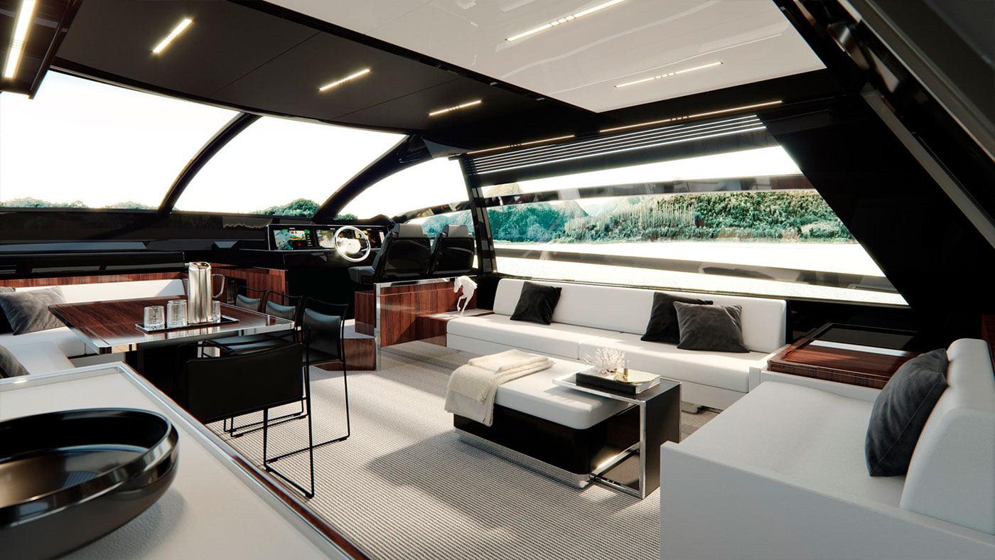 Riva 76 Perseo Super - interiores (5)
