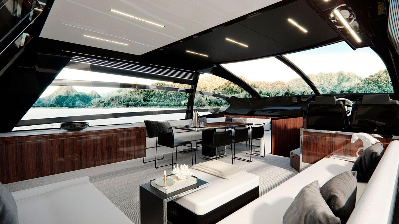 Riva 76 Perseo Super - interiores (6)