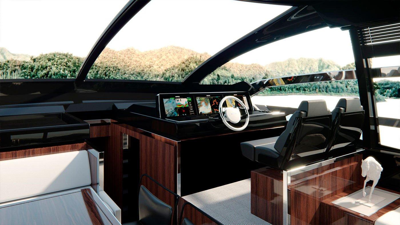 Riva 76 Perseo Super - interiores (7)