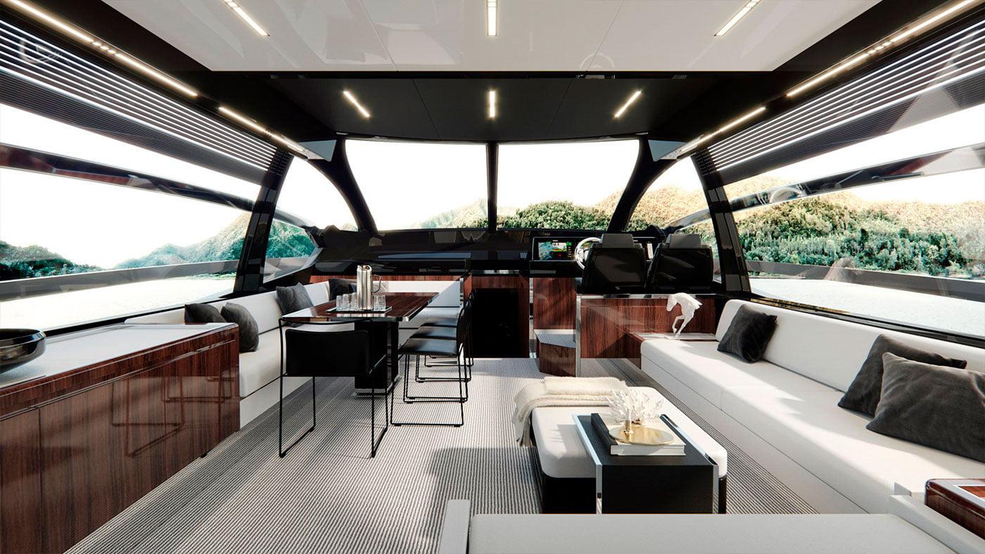 Riva 76 Perseo Super - interiores (8)