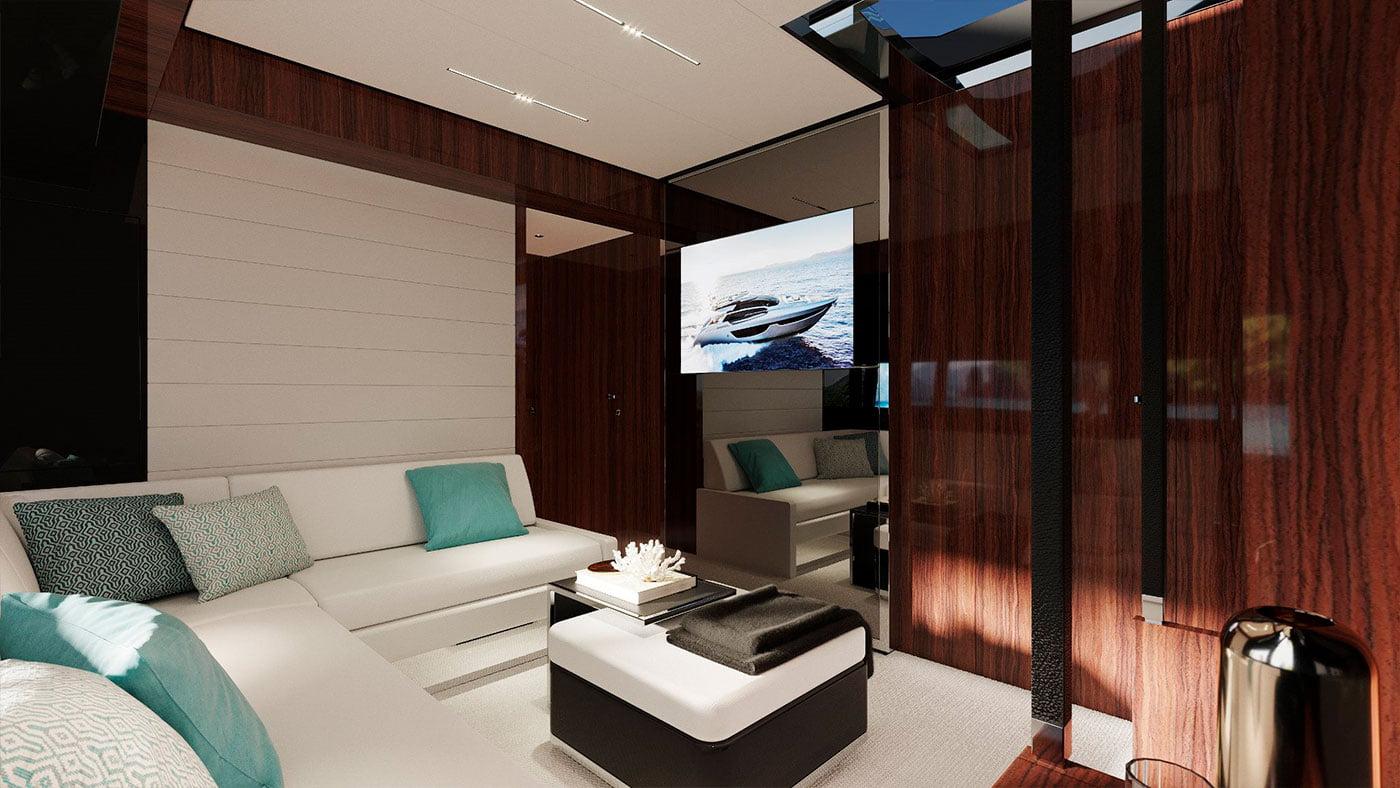 Riva 76 Perseo Super - interiores (9)