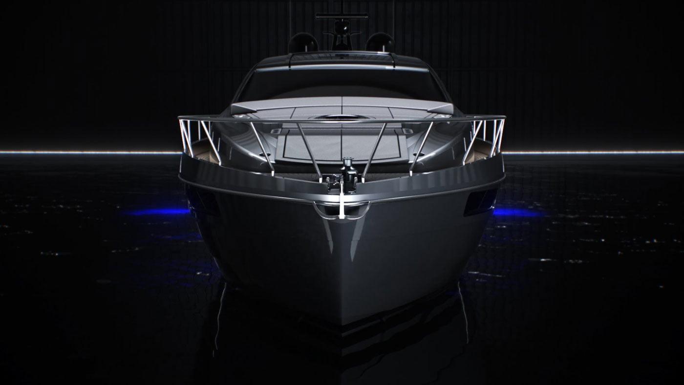 Pershing 6X - Yachtmax (1)